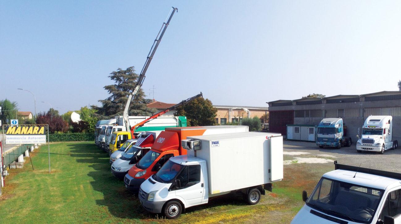 manara camion autocarri usati bagnara di romagna