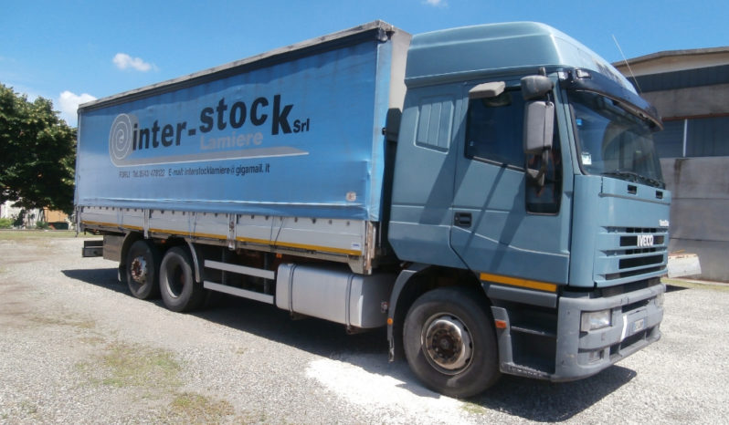Camion Iveco Eurostar 260E42 usato_manara camion bagnara di romagna ravenna
