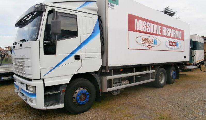 Camion Iveco Eurostar 260E47 usato_manara camion bagnara di romagna ravenna