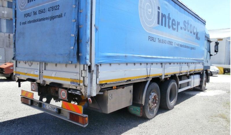 Camion Iveco Eurostar 260E42 usato completo
