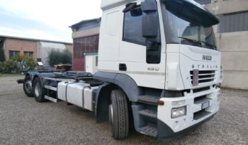 Camion Iveco Stralis 450 usato completo