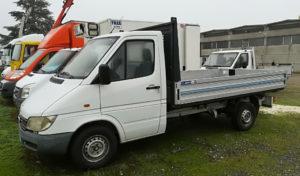 Camion Mercedes Sprinter 308 usato_manara camion bagnara di romagna ravenna