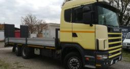 Camion Scania 114.380 usato