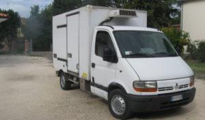 Furgone frigo Renault Master 35 usato_manara camion bagnara di romagna ravenna