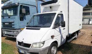 Furgone frigo mercedes sprinter 411 usato_manara camion bagnara di romagna ravenna