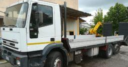 Camion Iveco Eurotech 260E30 usato