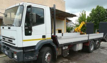 Camion Eurotech 260 usato_manara camion Bagnara di Romagna Ravenna