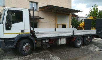 Camion Iveco Eurotech 260E30 usato completo