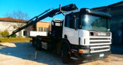 Camion Scania 94 usato