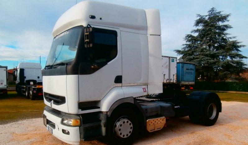 Trattore Renault Premium 420 usato completo