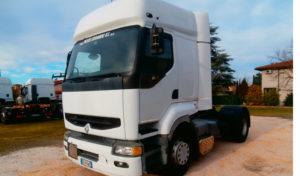 Trattore Renault Premium 420 usato_manara camion bagnara di romagna ravenna