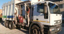 Compattatore rifiuti Iveco Eurotech 260E35 AMS usato
