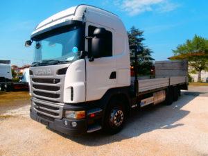 Camion Scania usato_manara camion Bagnara di Romagna Ravenna