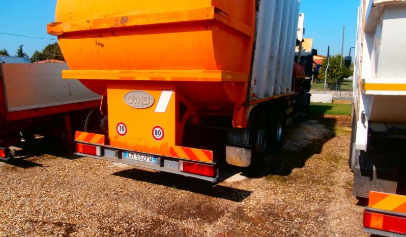 Compattatore rifiuti Iveco Stralis 300 OMB usato completo