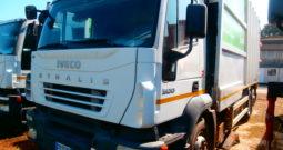 Compattatore rifiuti Iveco Stralis 300 OMB usato