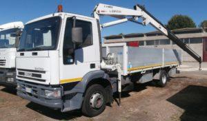 Camion Iveco Eurocargo 150 usato_manara camion bagnara di romagna ravenna