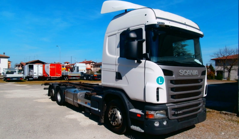 Camion Scania 440 usato_manara camion bagnara di romagna ravenna