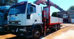 Camion Iveco Eurotech 260E38 usato