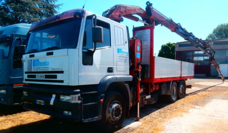 Camion Iveco Eurotech 260E38 usato_manara camion bagnara di romagna ravenna