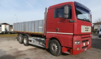 Camion MAN TGA 510 usato completo