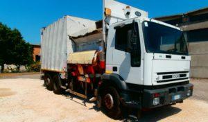 Camion Iveco Eurotech 260E31 usato_manara camion bagnara di romagna ravenna