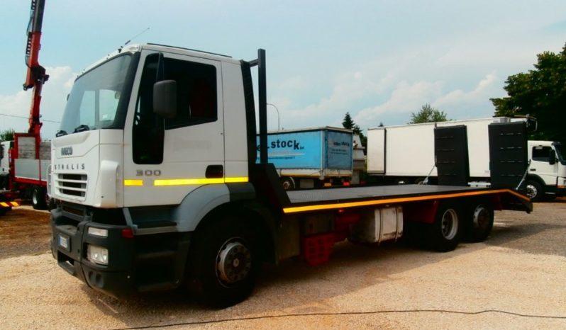 Camion Iveco Stralis carrellone usato_manara camion bagnara di romagna ravenna
