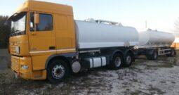 Camion DAF XF 430 cisterna usato