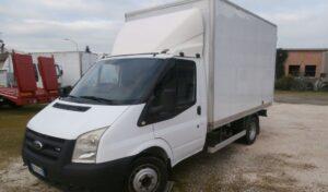 Furgone Ford 35 usato_manara camion Bagnara di Romagna Ravenna