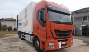 Camion Iveco Stralis 560 usato_manara camion bagnara di romagna ravenna