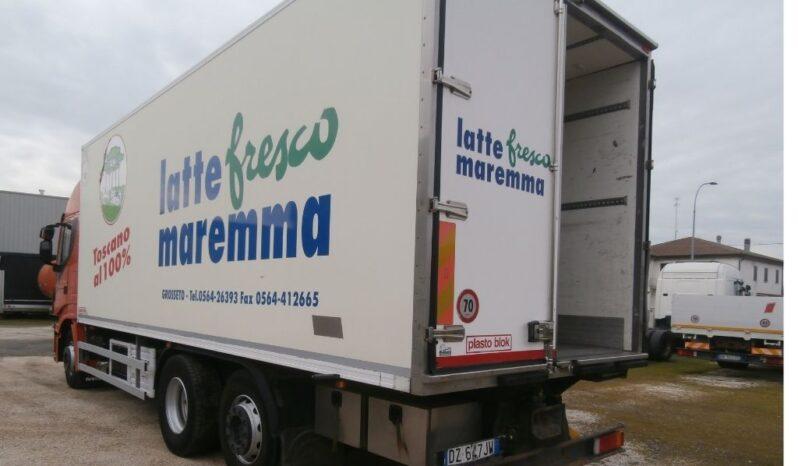 Camion Iveco Stralis 560 usato completo