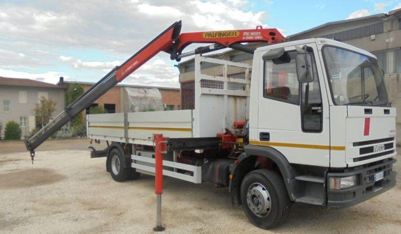 Camion Iveco Eurocargo 130E18 usato completo